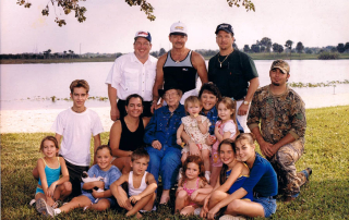 Ron Bergeron Family