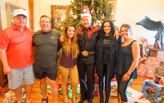 Bergeron Family Christmas 2015