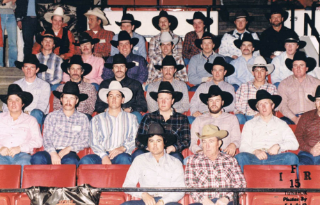 1984 IFR Team Ropers