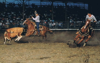 Ron Bergeron and Freddy Gomez in Kissimmee Florida 1991