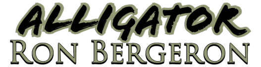 Alligator Ron Bergeron Logo